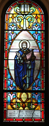 Saint Jude Window