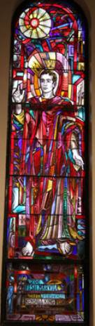 St. John the Apostle Window