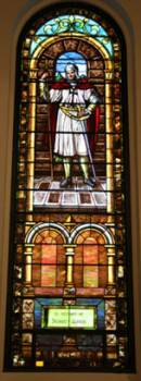 St. Martin of Tours Window
